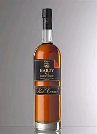 A. Hardy Cognac VS Red Corner
